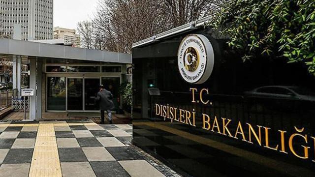 Yunanistan'ın 12 mil kararı! Dışişleri Bakanlığı tepki gösterdi