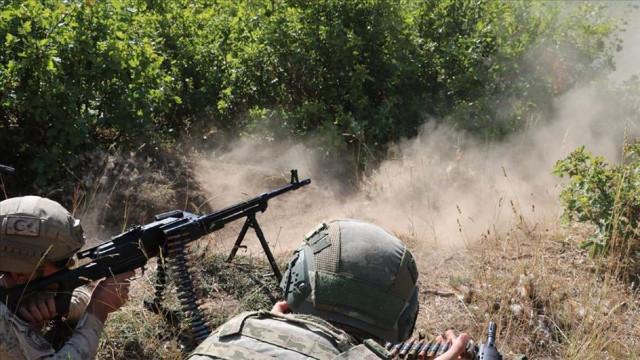 Pençe Operasyonları'nda 5 terörist etkisiz hale getirildi