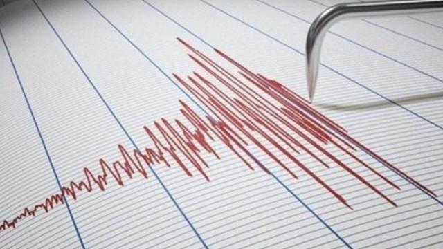 İzmir açıklarında 4.0 büyüklüğünde deprem meydana geldi