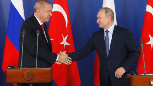 Putin: Cumhurbaşkanı Erdoğan haklı!