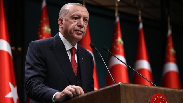 Cumhurbaşkanı Erdoğan: İlerlemesine tahammül edemezler