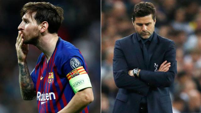 PSG'de Pochettino Messi'yi istiyor