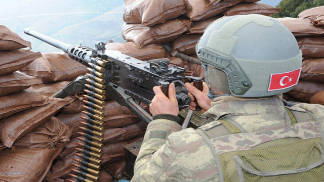 10 PKK/YPG'li terörist etkisiz hale getirildi