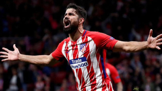 Galatasaray Diego Costa'yı bitiriyor