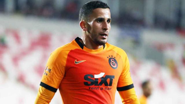 Omar Elabdellaoui havai fişek kazası geçirdi