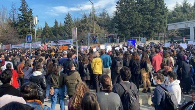 İçişleri Bakanlığı Sözcüsü Çataklı: Gözaltına alınan 17 kişiden 15'i öğrenci değil