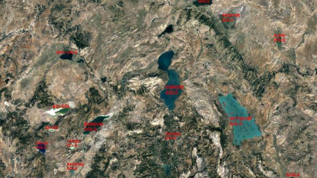 Jeoloji mühendisi Cevni: Tedbir alınmazsa 'Göller Bölgesi', 'çöller bölgesi' olacak