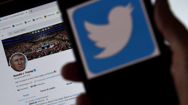Sosyal medya devlerinden Donald Trump'a engelleme!