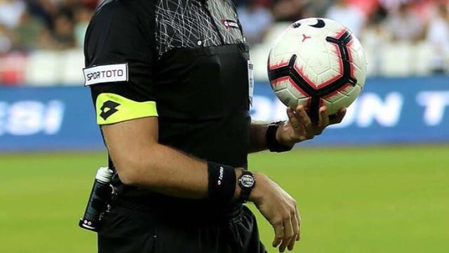 Süper Lig'de 18. haftanın hakemleri belli oldu