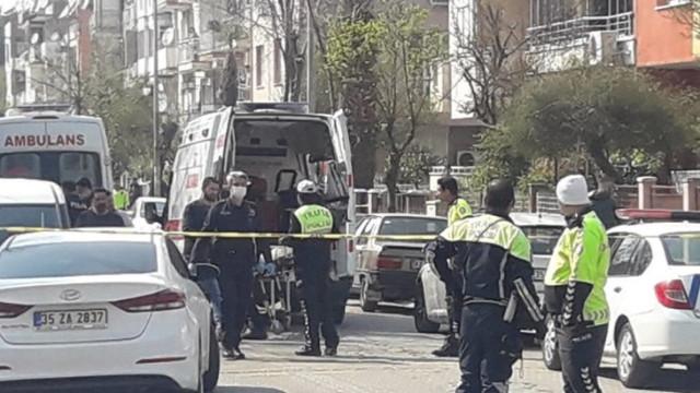 İzmir'de tartıştığı komşusu bıçakla öldürdü