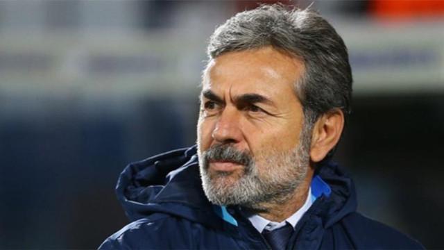 Aykut Kocaman'dan Gaziantep FK açıklaması: Yüzde 99,9 bu sezon için...