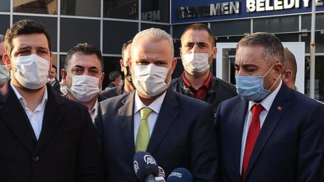 Aydın Pehlivan Menemen Belediye Başkan Vekili oldu