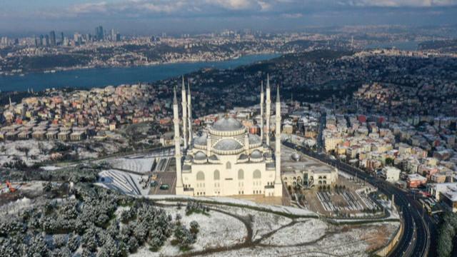 İstanbul kara kavuştu