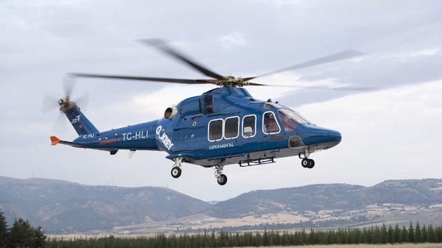 Yerli helikopterin ilk teslimat tarihi belli oldu!