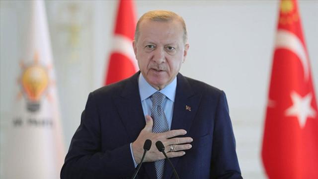 Erdoğan'dan 2023 mesajı: Dosta güven, düşmana korku vereceğiz