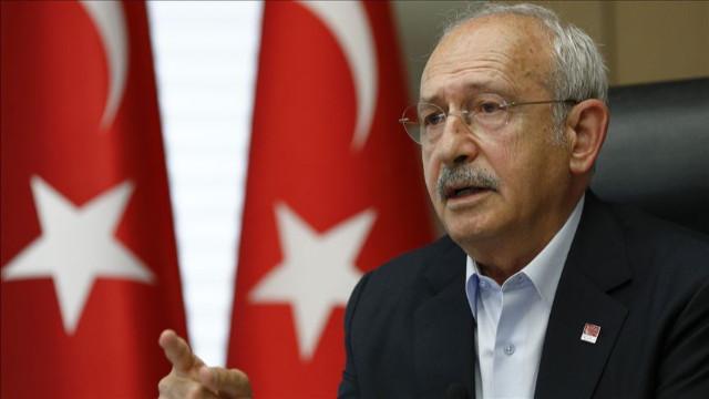 CHP Genel Başkanı Kılıçdaroğlu: Türkiye bunları kabul etmez