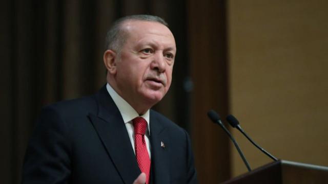 Erdoğan'dan CHP'ye tepki: Siz kimin militanısınız?