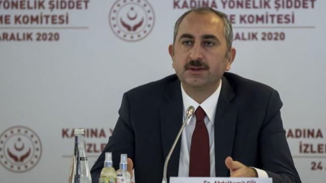 Adalet Bakanı'ndan Bakan Soylu ve Berberoğlu açıklaması