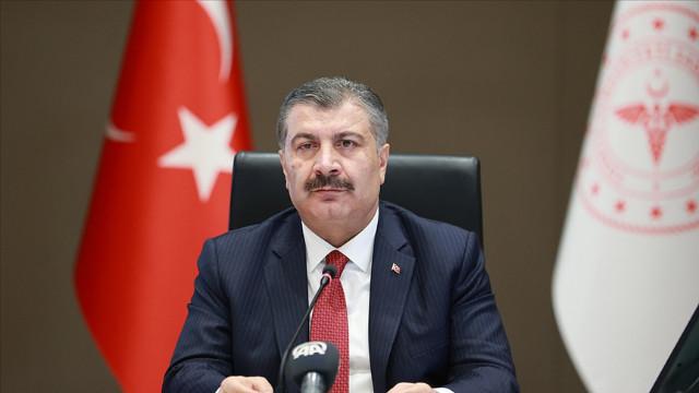Sağlık Bakanı Koca'dan aşı mesajı: 500 binin üzerinde aşılama gerçekleştirildi
