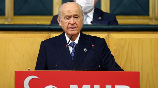 MHP Genel Başkanı Bahçeli duyurdu! 13.Olağan Büyük Kurultayımızın 18 Mart 2021'de