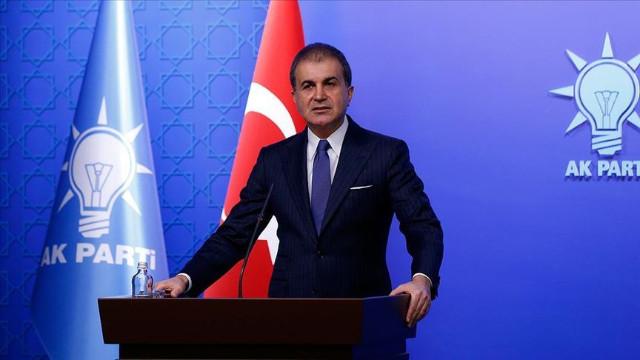 AK Parti Sözcüsü Çelik: 13 masum vatandaşımızın öldürülmesi tüm insanlığa saldırıdır