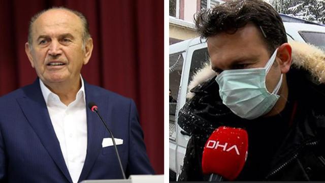 Kadir Topbaş'ın oğlu babasının ölüm nedenini açıkladı