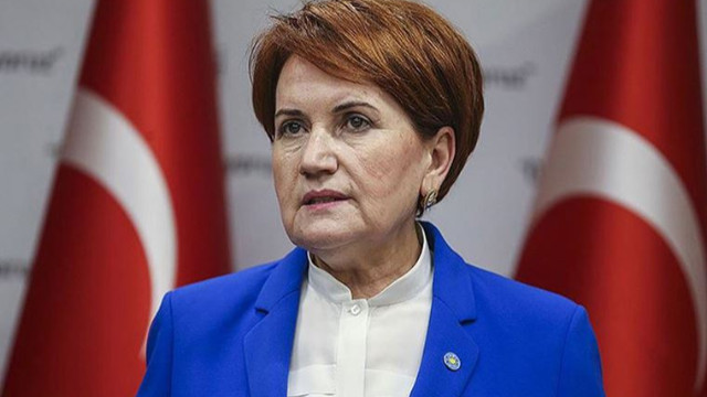 Akşener: Türk milletinin başı sağ olsun
