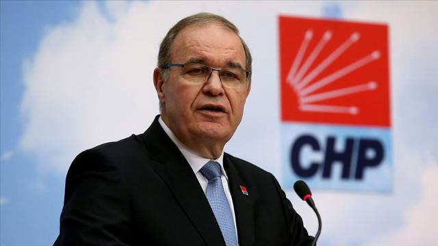 CHP Sözcüsü Öztrak: CHP olarak ulusal yas ilan edilmesini istiyoruz