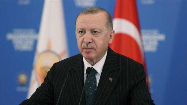 Cumhurbaşkanı Erdoğan: Gara düştü, Allah'ın izniyle iş bitti