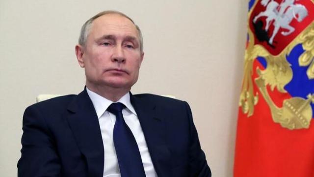 Putin: Kuzey Akım 2 ile ilgili zorlukların aşılacağını umuyorum