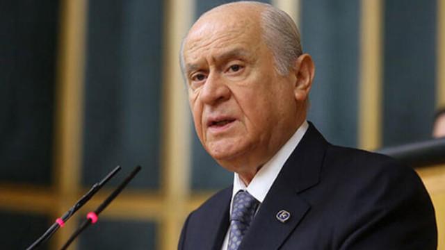 MHP Genel Başkanı Devlet Bahçeli: Türk devleti Gara'da hata yapmamış, hıyanete bedel ödettirmiştir