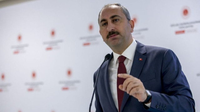 Adalet Bakanı Gül: Terörle mücadelemiz,  özgürlük ve insan hakkı mücadelesidir
