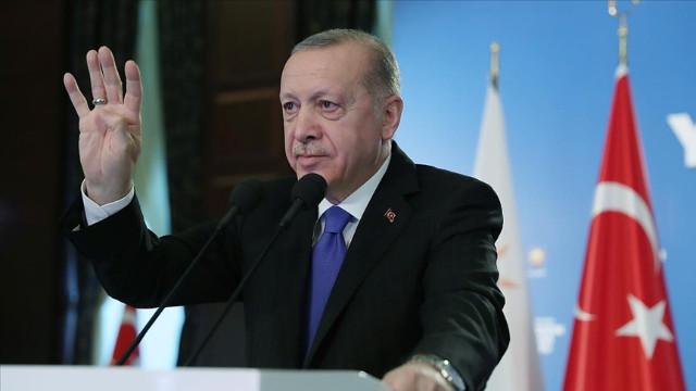Erdoğan'dan CHP'ye Albayrak yanıtı: Tüm ailemle şahsımı hedef alan bir kampanya yürütüyor