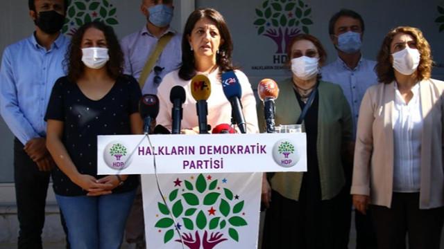 HDP'li 9 milletvekili hakkında fezleke