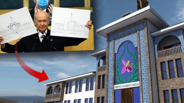 Bahçeli açıklamıştı! Şuşa'daki okulla ilgili detaylar ortaya çıktı