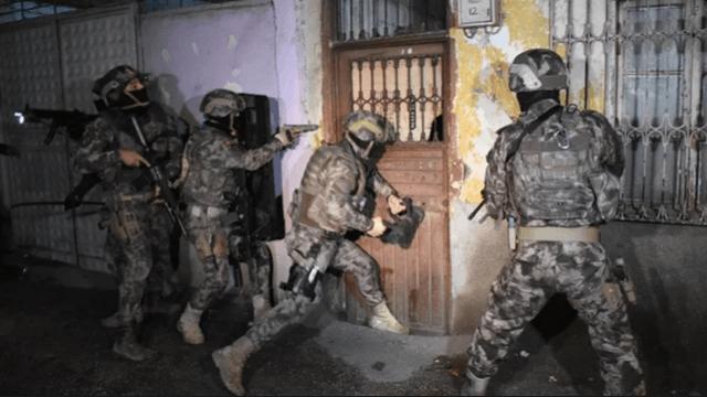 MİT ve Emniyetten ortak operasyon: Eylem hazırlığındaki 14 DAEŞ'li yakalandı