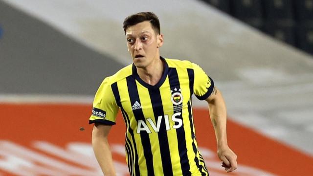 5 maçta gole katkısı yok! Fenerbahçe'de Mesut Özil'in performansı