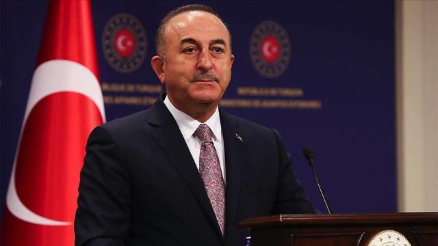 Çavuşoğlu'ndan Ermenistan'daki darbe açıklaması: Dünyanın neresinde olursa olsun karşıyız