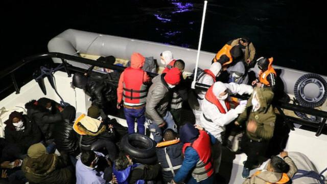 Sahil Güvenlik Komutanlığı 2020'de 12 bin 655 hayat kurtardı