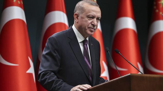 Erdoğan kabine toplantısı sonrası alınan kararları açıkladı