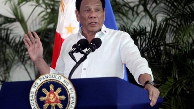 Filipinler lideri Duterte'den ABD'ye: Sizi uyarıyorum