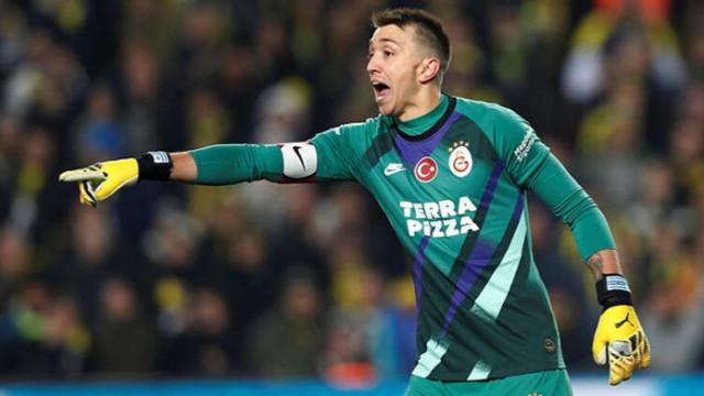 Galatasaray'da Muslera gelişmesi! 3 senelik yeni sözleşme