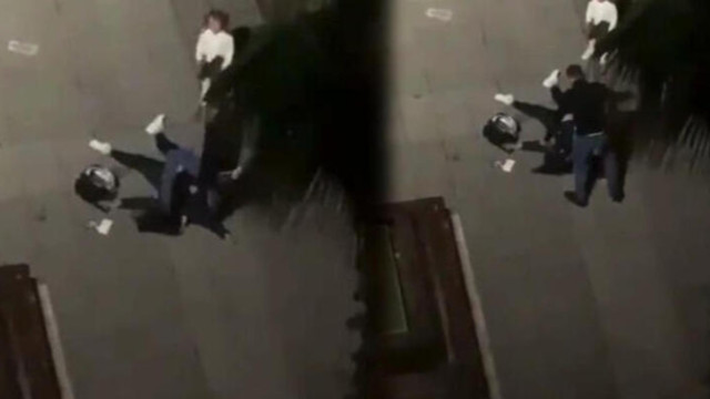 Bakan Gül duyurdu! Samsun'da eski eşini darp eden saldırgan gözaltında