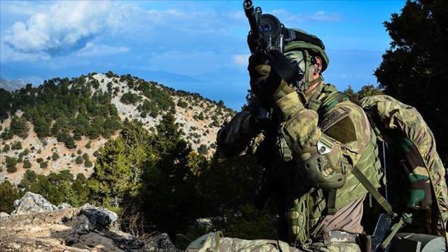 MSB: 10 PKK/YPG'li terörist etkisiz hale getirildi