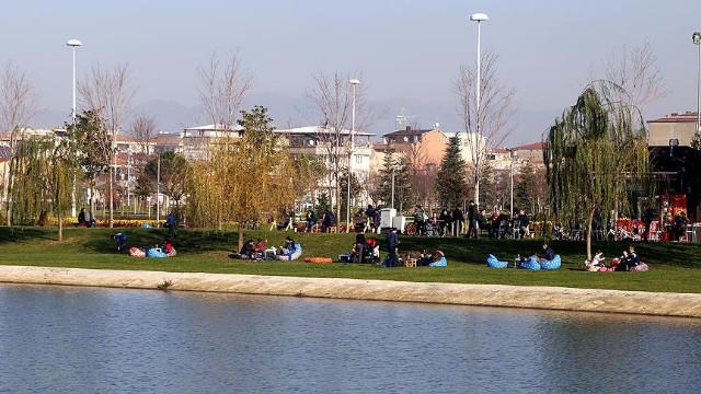 Marmara Bölgesi'nde sıcaklıklar artıyor
