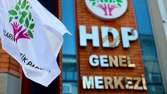 Yargıtay Cumhuriyet Başsavcısı Bekir Şahin: 451 HDP'li hakkında siyasi yasak isteniyor!