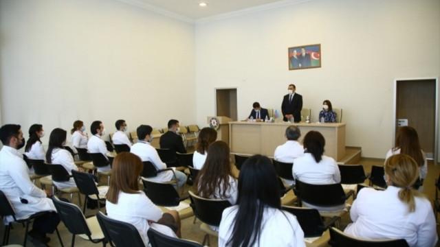 Azerbaycanlı doktorlar Türkiye'de eğitim görecek