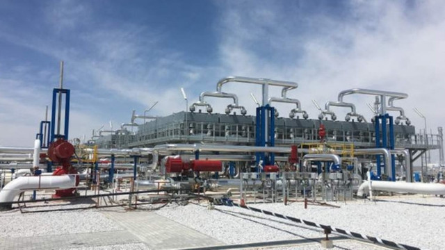 Hidrojenli doğalgaz geliyor