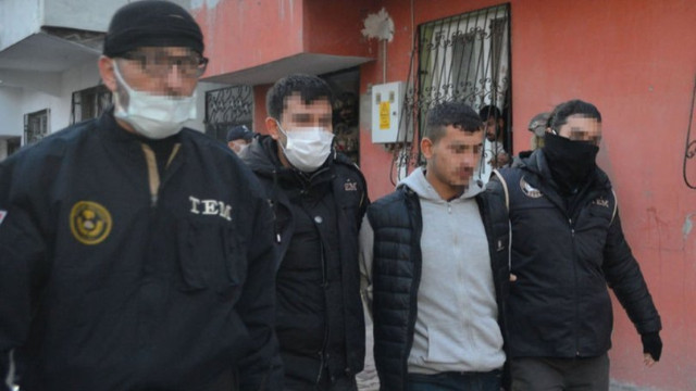 Adana'da PKK operasyonu!
