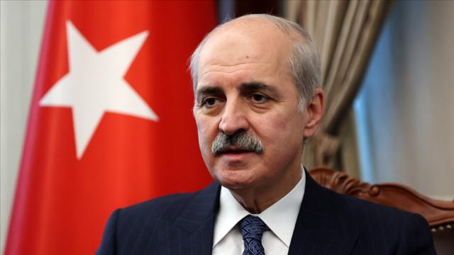 AK Parti Genel Başkanvekili Kurtulmuş: Bu bildiri tam manasıyla bir rezalettir